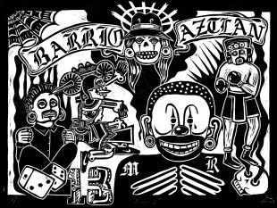 Retratos de Barrio 2014-2016